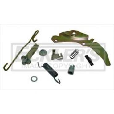 Chevy Truck Self Adjusting Drum Brake Hardware Kit, Right Side, 1964-1977