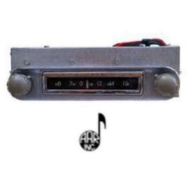 GMC Radio, AM/FM Reproduction,1954