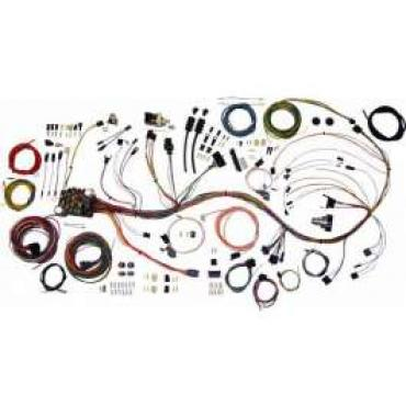 Chevy Truck Classic Update Wire Harness Kit, 1969-1972
