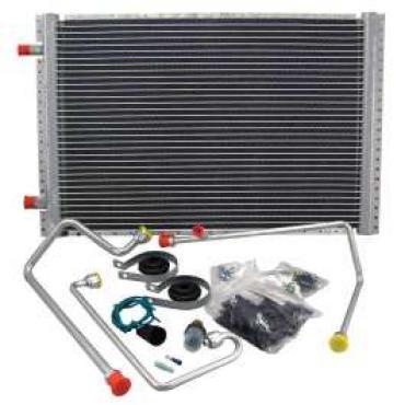 Chevy Truck Air Conditioning Condenser Kit, 1964-1966