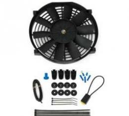 Chevy & GMC Truck Electric Cooling Fan, 10, 1947-1972