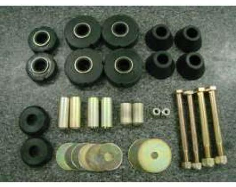 Chevy Truck Cab To Frame Mounting Kit, 1967-1972
