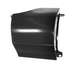 Chevy Truck Fender Extension, Front, Right, 1960-1966