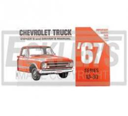 Chevy Truck Owner's Manual, 1967