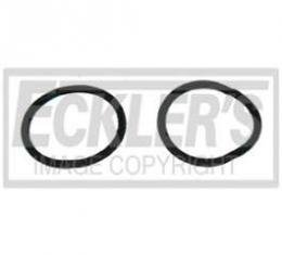 Chevy Truck Taillight Lens Gaskets, Step Side, 1954-1959
