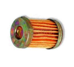 Chevy And GMC Fuel Filter, Paper Element, 1966-1976