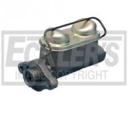 Chevy Truck Dual Master Cylinder, Four-Wheel Drums, 1967-1970