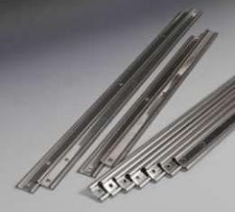 Chevy Truck Bed Strips, Stainless Steel, Unpolished, Long Bed, Fleet Side, 1958-1959