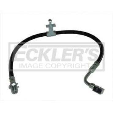 Chevy Truck Brake Caliper Hose, Left, 1979-1987