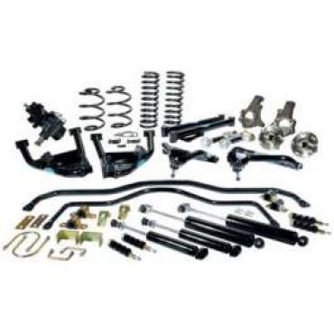 Chevelle Suspension Kit, Complete Performance Package, 1968-1972