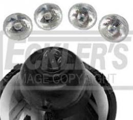 Chevelle Halogen Headlight Kit, Delta, 1964-1970