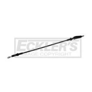 Chevelle Shifter Cable, With Console & Automatic Transmission, 1978-1981
