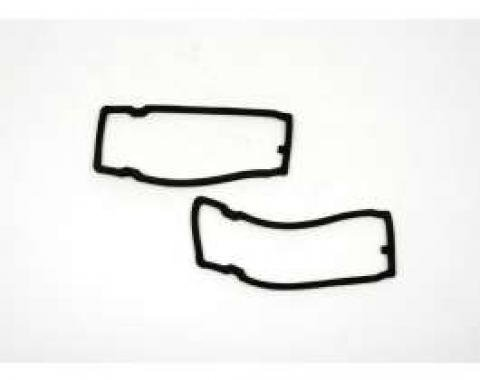 Chevelle Taillight Lens Gaskets, Except Wagon, 1968