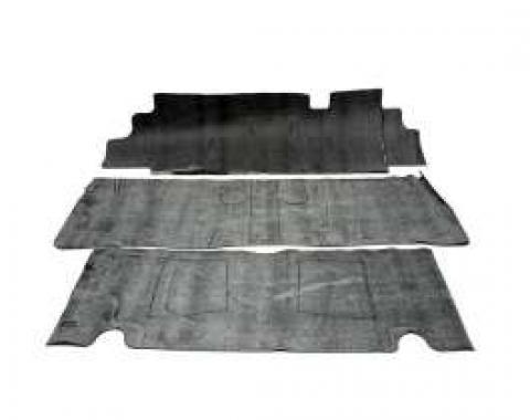 Chevelle Under Carpet Sound Deadener, 1964-1967