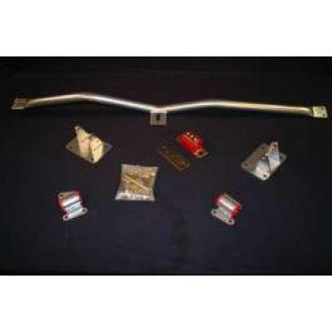 Malibu LS Series Engine Conversion Kit, For Cars With T-56 Manual Transmission, 1982-1983