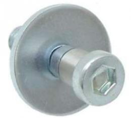 Chevelle Door Lock Striker, 1973-1976