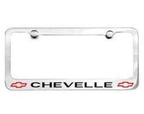 Chevelle License Plate Frame, 1966-1967