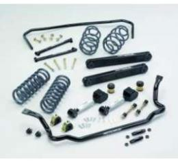 Chevelle Hotchkis Total Vehicle Suspension, For Small Block Or Big Block With Aluminum Heads & Manifold, 1964-1966