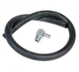 Chevelle Vacuum Hose Kit, Brake Booster, With 90? Fitting1964-1983