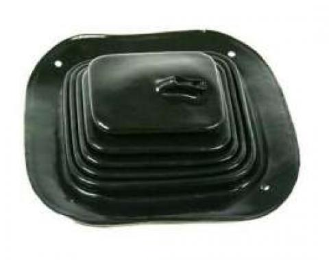 Chevelle Floor Shift Boot, 4-Speed Transmission, For Cars Without Center Console, 1968-1972