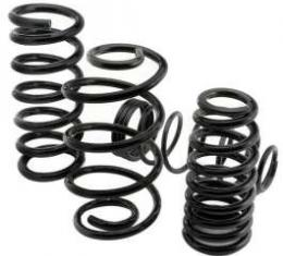 Chevelle Coil Springs, Front, Negative Roll SB, 1971-1972