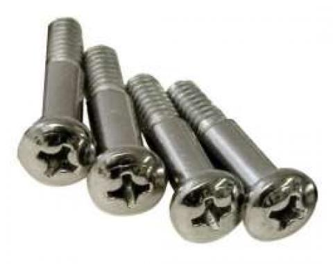 Chevelle Back-Up Lens Mounting Screws, 1965 & 1967