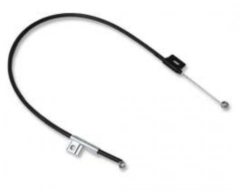 Chevelle Heater Control Cable, Off - De-Ice, For Cars Without Air Conditioning, 1966-1967