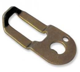 Chevelle Door Lock Pawl, 2-Door Coupe, Left, 1964-1965