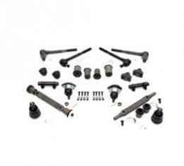 Chevelle Front End Kit, Rubber, With 1.90 Large Lower Bushing, 1966-1967