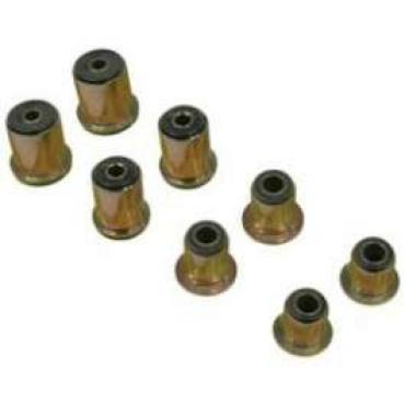Chevelle Urethane Front Control Arm Bushings, 1.65 OD Lower, 1974