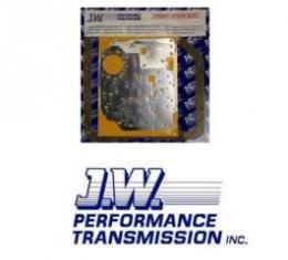Chevelle TH350 Street Action Transmission Shift Improver Kit, JW Performance, 1969-1983