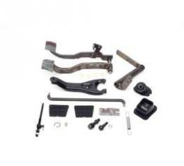 Chevelle Clutch Linkage Conversion Kit, Automatic To Manual Transmission, Small Block, 1964-1966
