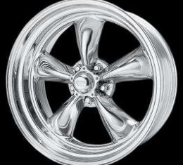 Chevelle Torq-Thrust II Wheel, Polished, 15 x 7, American Racing, 1964-1972