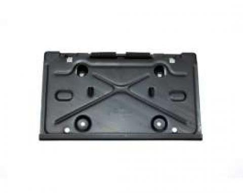 Chevelle Gas Door & License Plate Bracket, For All Cars Except Wagons, 1968-1972