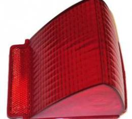Chevelle Drivers Quality Taillight Lens, Except Wagon, 1967