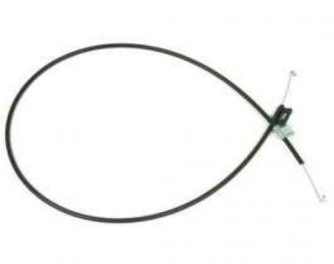 Chevelle Heater Control Cable, Air - Fan, For Cars Without Air Conditioning, 1966-1967