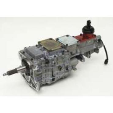Chevelle 5-Speed Manual Transmission, Tremec TK0 600, 1964-1972