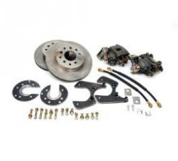 Chevelle Disc Brake Kit, Rear, For Ford 9 Rear End Conversion, 1964-1972