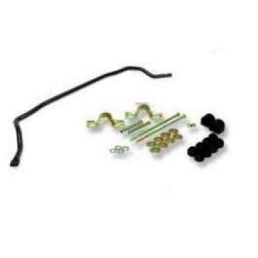 Chevelle Sway Bar, Front 1-1/8 Diameter With Mounting Kit,1964-1977