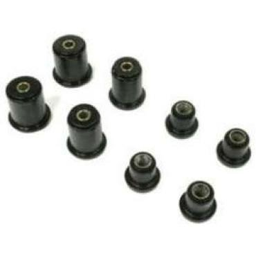 Chevelle Urethane Front Control Arm Bushings, With 1.375 OD Front Lower, 1973