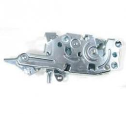 Chevelle Door Latch Assembly, Left, Front, 1970-1972