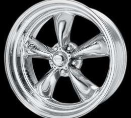 Chevelle Torq-Thrust II Wheel, Polished, 15 x 10, American Racing, 1964-1972