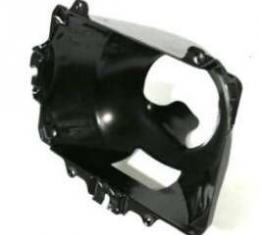 Malibu Headlight Bucket, Inner, Right, 1982-1983