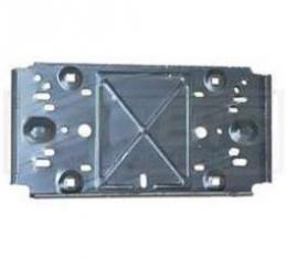 Chevelle And Malibu Front License Plate Bracket, 1978-1982