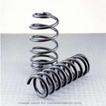 Chevelle Hotchkis Performance Springs Set, Small Block Or Big Block With Aluminum Heads, 1964-1966