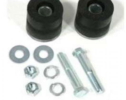 Chevelle Radiator Core Support Bushings, 1968-1972