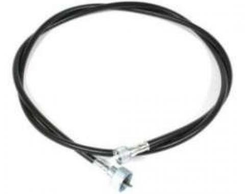 Chevelle Speedometer Cable Assembly, 60 Long, 1966-1967