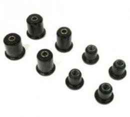 Chevelle Urethane Front Control Arm Bushings, With 1.625 OD Front Lower, 1973