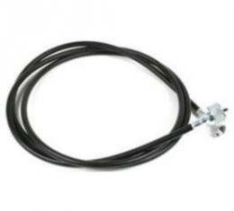 Chevelle Speedometer Cable, With Cruise Control, Upper Cable, 74-7/8 Inches, 1976-1977