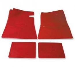 Chevelle Floor Mats, Chevelle, 1968-1972